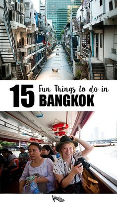 15 Fun Things to do in Bangkok | Travelettes