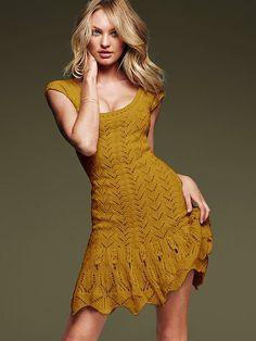 Crochet Dress #VictoriasSecret http://www.victoriassecret.com/clothing/clear-ance-dresses-offer/crochet-dress?ProductID=57358=OLS?cm_mmc=pinterest-_-product-_-x-_-x