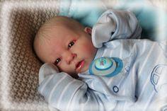 PRECIOUS BABAN BABY ASHTON A VERY CUTE REBORN BERENGUER BABY BOY #Berenguer