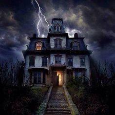 Haunted House. BOO!!!