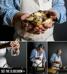 """The Joy Shuck Club   Bake your oysters with bacon and bread crumbs à la Boston's Jeremy Sewall - TastingTable"""""""