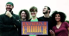 Grab a mana potion from The Rusty Mule bar and prepare to LEVEL UP with Austin's progressive/metal video game tribute band Descendants of Erdrick! http://voyagerfest.com/descendants-of-erdrick/