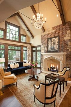 Outstanding Awkward Tudor Living Room Layout
