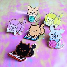 Enamel pins are trending like crazy on social media featuring everything from Kawaii cats to political statement pins. Here's a list of pins so darn cute if you're not a collector you're about to rethink the importance of flair!