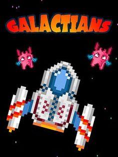 Jogue Galactians online no Lejogos! Lute contra a invasão dos aliens! Ligue os motores de seu starfighter e mostre a estes aliens do que você é capaz! Preste atenção a seus mergulhos pròximos