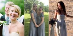 Sometimes even the famous are relegated to the bridal party. See 20 celebrity bridesmaids as they celebrate weddings that aren't their own.