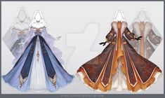 [Open] Design by Lonary Drawing Anime Clothes, Dress Drawing, Clothing Sketches, Dress Sketches, Fashion Design Drawings, Fashion Sketches, Fantasy Gowns, Anime Dress, Character Outfits