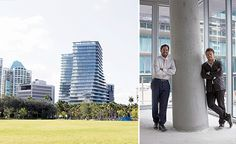 Grove at Grand Bay will soon start recording closings, marking the first new condo tower for #CoconutGrove in more than a decade. #Miami #realestate