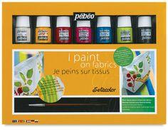 Pebeo Setacolor Fabric Paint - BLICK art materials