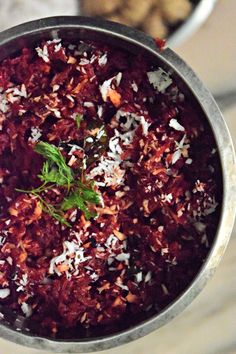Beetroot Carrot Pori