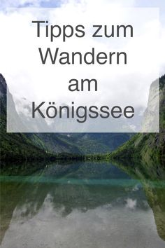 A week at the Königssee - travel report from - You can find my tips for hiking on Lake Koenigs here: www. Italy Vacation, Italy Travel, Holiday Destinations, Travel Destinations, Places To Travel, Places To See, Travel Around The World, Around The Worlds, Travel Report