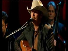 Alan Jackson - Blessed Assurance - this is my dad's favorite hymn and makes me think of him.