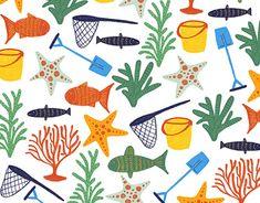 Graphic Design Illustration, Pattern Design, Photoshop, Creative