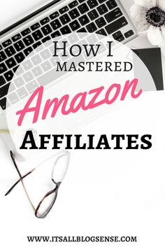 #affiliate When I first started off blogging, the number one affiliate program recommended to me as a new blogger was always Amazon Affiliates. I liked the idea because Amazon is a household name, but I just couldn't find success in it. That was until I found this little gem that taught me everything I now know about how to be successful with Amazon Affiliates!
