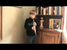 Oboe Danny Boy