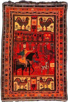 Carpet Making ancient art - Art Kaleidoscope Diy Carpet, Rugs On Carpet, Carpet Ideas, Persian Carpet, Persian Rug, Persian Pattern, Textiles, Floor Art, Patterned Carpet