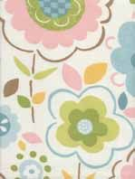 Love this flower fabric!