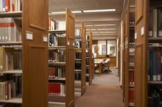 Olin Library, Rollins College by Rollins College, via Flickr