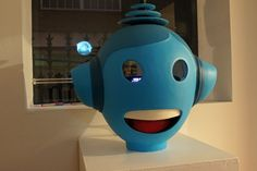Sci-Fi London 9 : Life In 2050 Exhibition Opening - Proud Central Gallery, London by Craig Grobler, via Flickr