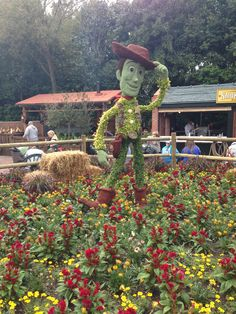 """""""Orlando, Florida is like visiting another planet. A plastic, overpopulated, abundantly colorful, manic far-satellite where they charge you a quarter every time you take a breath.""""  http://reelroyreviews.com/2014/03/09/visiting-another-planet-disneys-epcot-international-flower-and-garden-festival-dandelion-communitea-cafe-magic-bands-cafe-verde-and-daytona-supercross/ - enjoy!"""