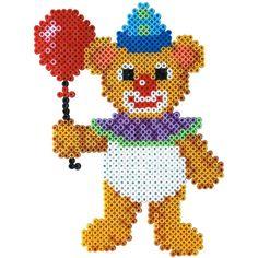 Canevas jersey tricot teddy bear