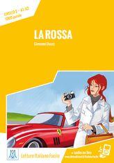 La rossa - Letture - Nuova serie - ALMA Edizioni - Il piacere di imparare l'italiano - Corsi di Lingua - Corsi di Italiano - Materiale didattico