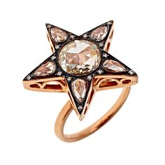 Annoushka guest designer Selim - Istanbul Diamond Ring