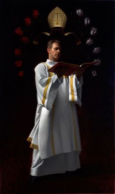 "Neilson Carlin   Fine Art Prints for Sale www.neilsoncarlin.com473 × 800Buscar por imagen ""The Ordination Series: Deacon"""
