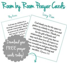 Want to start praying over your home but don't know where to begin? Use these Scripture based prayer prompts as a guide to help you get started. As a bonus, I also have a FREE Prayer Card Download below for you to print out, laminate and keep in your cleaning basket.