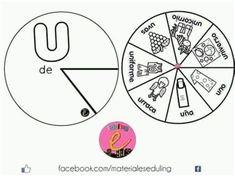 English Activities, Preschool Learning Activities, Preschool Worksheets, Alphabet Phonics, Alphabet School, Bilingual Classroom, Spanish Alphabet, Pre Kindergarten, School Items