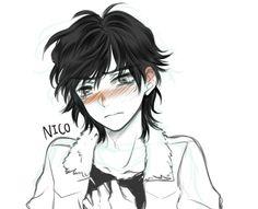 Blushing Nico *.*