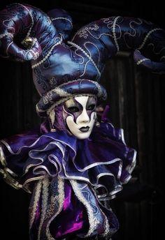 Venice Carnivale, Joker, Blouse, Kids, Fictional Characters, Art, Venetian Costumes, Masks, Young Children