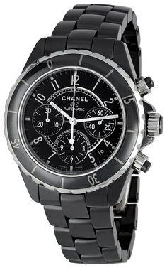 Chanel H0940 - Reloj de pulsera hombre, cerámica