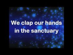 Kurt Carr - We Lift Our Hands In The Sanctuary - YouTube
