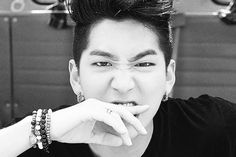Khottie of the Week: Baro | Kchat Jjigae B1A4