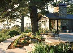 Outdoor Fireplace Design Ideas md wood outdoor fireplace grace design Contemporary Landscape Outdoor Fireplace Design Ideas Pictures Remodel And Decor