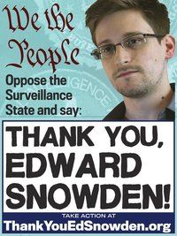 Say Thank You | Thank You Ed Snowden - Help put these ads on D.C. buses.