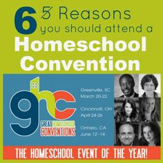 Why you should attend a Homeschool Convention | Serving Joyfully