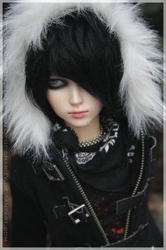 Beautiful BJD boy  doll