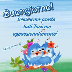 Le più Belle Immagini del Buongiorno! Gratis e Sempre Aggiornate! Italian Memes, Beautiful Pictures, Anime, Frases, Buen Dia, Happy Birthday, Good Morning, Bonjour, Pretty Pictures