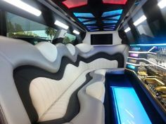 Limousines New and Used