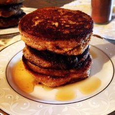 Apple Pie Pancakes! Sooo yummy! :)