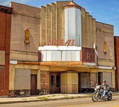 REGAL BIKER ~ St. Joseph, Missouri ~ Copyright ©2013 Bob Travaglione ~ ALL RIGHTS RESERVED ~ www.FoToEdge.com