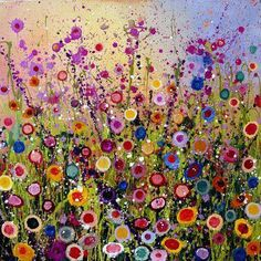 My Hearts Garden - by Yvonne Coomber
