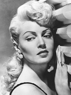 Lana Turner Actress 1950s