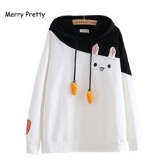 Hoodies For Sale, Cheap Hoodies, Sweat Shirt, Pull Kawaii, Pretty Animals, Cute Hoodie, Japan Fashion, Black Hoodie, Pullover