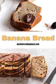 Beginners Bread Recipe, Easy Bread Recipes, Fun Recipes, Banana Bread Recipes, Breakfast Ideas, Breakfast Recipes, Super Moist Banana Bread, Cinnamon Rolls, Hobbit