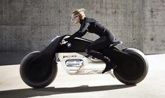 BMW Motorrad, una moto da fantascienza