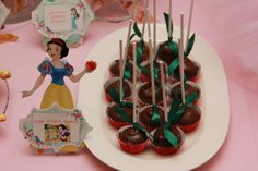 Disney Princess Birthday Party Ideas | Photo 7 of 30 | Catch My Party