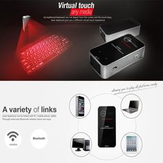 Now available on our store DMYCO 2016 newest... Check it out here! http://ima-electronics.myshopify.com/products/dmyco-2016-newest-full-size-english-qwerty-black-laser-keyboard-wireless-bluetooth-virtual-projector-for-android-ios-tablet?utm_campaign=social_autopilot&utm_source=pin&utm_medium=pin